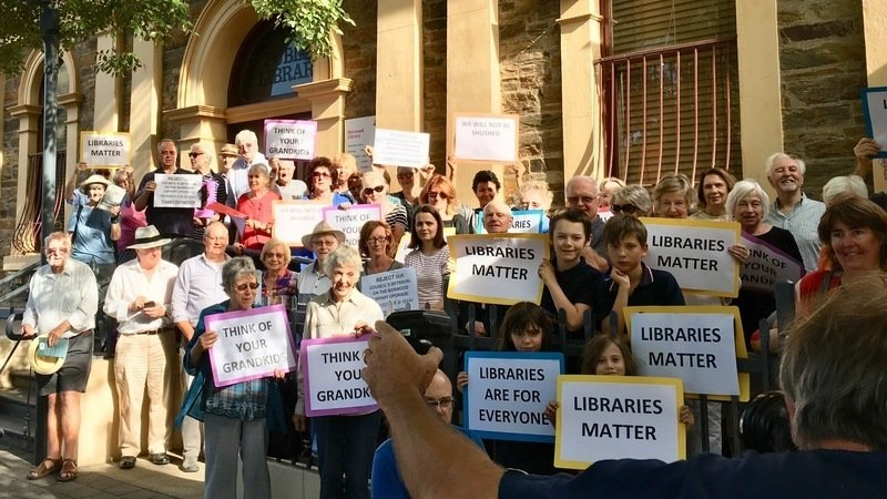 On Line Petition to Restore Development Funding for Norwood Public Library