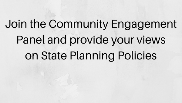 Provide your views on State PlanningPolicies