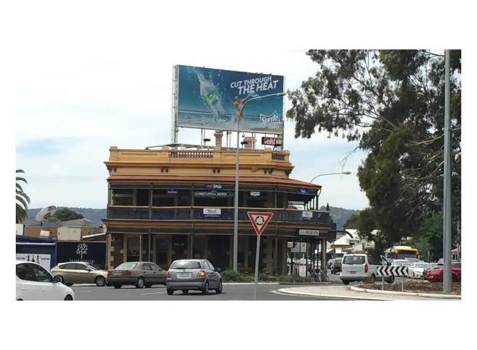 Britannia digital billboard