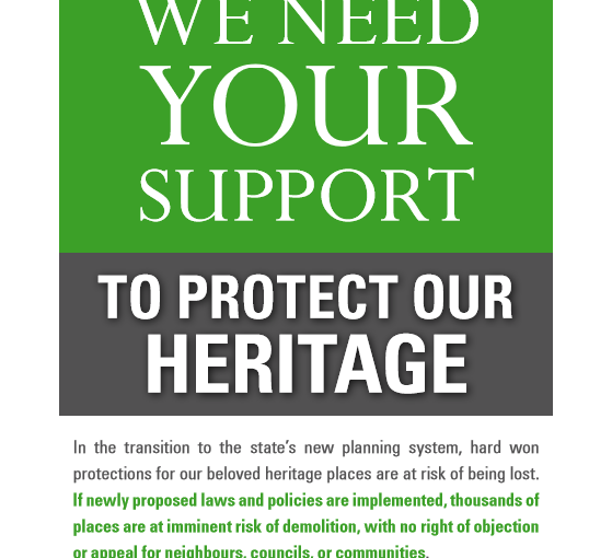 Save Our HeritageCampaign